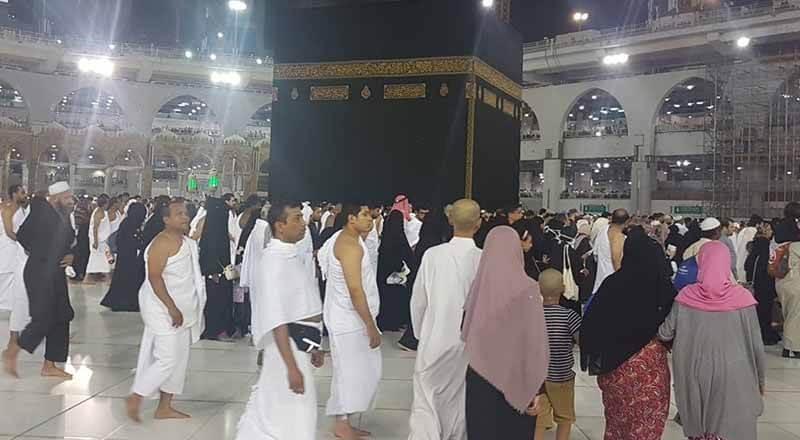 Ihram for Umrah