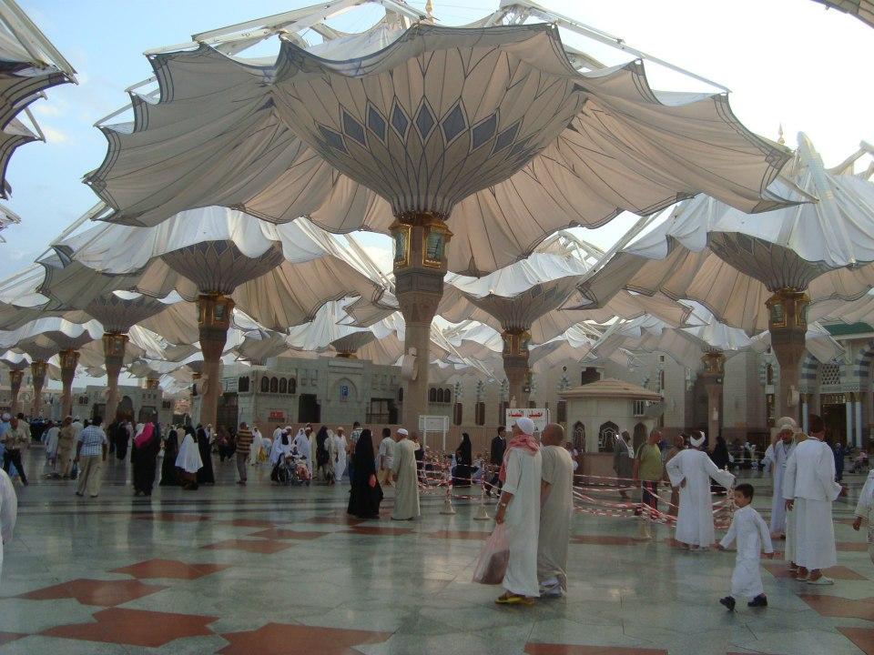 Masjid-e-Nabawi in Islam