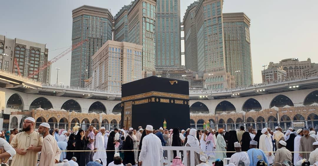 consider for Umrah